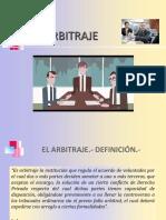 ARBITRAJE - JUDICIAL.ppt