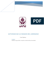 Cesar Espinoza Actividad M2 U1- Rasgos del Liderazgo - Copy.docx