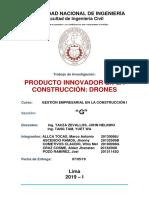 PRODUCTO INNOVADOR  DRONES.docx