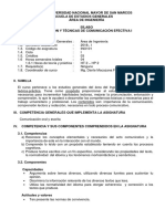 Redacción y Tecnicas de Comunicacion Efectiva - V15 Marzo-1