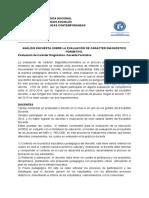 Análisis de Corrientes Pedagogicas