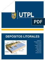 Depositos-Litorales