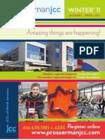 Winter 2011 Program Guide