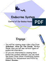 10 Biology 1_16_07 Endocrine System Feedback Systems.ppt