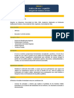 Programa Academico Módulo 6