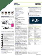 PH-mV 150 & 450 Series Medidor de Manoresistente Al Agua