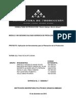 TERCERA ENTREGA GERENCIA DE PRODUCCIÓN GRUPO # 36.docx