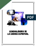 General Ida Des de La Guerra Espiritual