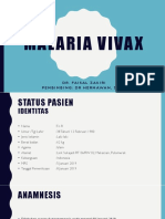 Malaria vivax.pptx