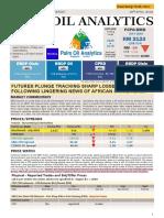Market Report - 26 April 2019