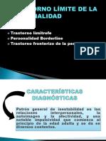 Trastorno Límite de La Personalidad - f60