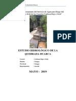 ESTUDIO HIDROLOGICO QUEBRADA HUARCA.pdf