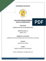EMPRESAS QUE HACEN BUENAS PRACTICAS DE RSE EN EL SALVADOR.docx