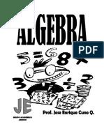 Folleto de Algebra