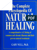 Gary Null  - The Complete Encyclopedia of Natural Healing - Gary Null
