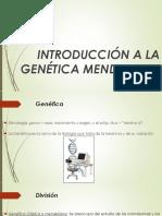 Genética 1ra Clase