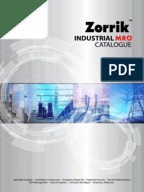 Pidilite Zorrik Product Catalogue 2017 1 Epoxy Composite Material