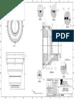 BOP Annular Assy (29-0.5'' 500 Model 7012) - Drawing