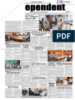 Daily Independent Quetta - 8 May 2019