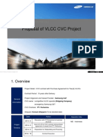 140808 Proposal of VLCC CVC Project for PT Pertamina