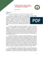 Analisis Del Reglamento de La Ley Organica