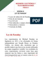 Sesion Xi Ley de Faraday