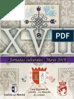 XVII Jornadas Culturales de la Casa Regional de Castilla-La Mancha de Coslada