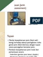 Obsgyn - Fetal Assesment