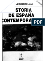 Comellas j. Historia de España Moderna y Contemporanea