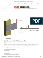 Bolted Connections in ANSYS Workbench_ Part 1 – Endeavos Innovations Inc