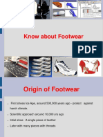 A Brief About Footwear