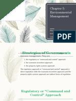 Environmental Management 3