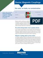 Magnetic Couplings Data Sheet Dexter 2008(1)