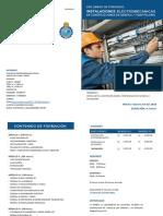 Diptico Diplomado FIME UNPRG 2