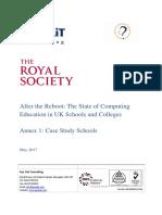 Pye Tait School Case Studies