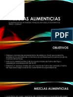 MEZCLAS ALIMENTICIASparascribd