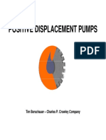 Useful Information on Positive Displacement Pumps