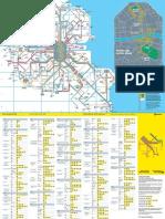 Route Network Diagram