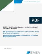 EMSA Guidance on IHM