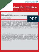 Lic. Administracion Publica