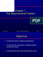 Chapter1 the Requirements Problem