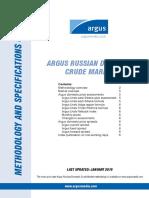 Argus Russian Domestic Crude Market