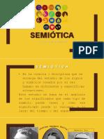 Semiótica / Lingüística / Frases PPT