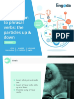 phrasal verbs - up and down.pdf