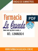Oportunidad de Negocios Farmacia La Cascada Empresas Polar Lun 06 May 19