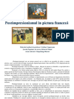Postimpresionismul in Pictura Franceza Cristina Ungureanu