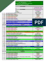 Calendario Faa 18-19
