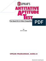 Quantitative Aptitude CAT By Upkaar.pdf