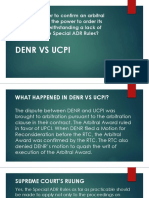 DENR vs UCPI Powerpoint