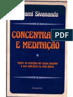 Concentração e Meditaçao - Swami Sivananda (1).PDF